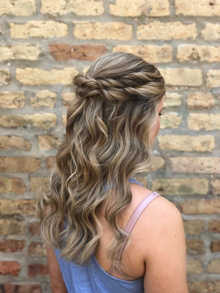 1000 in 2020   Prom hair down, Formal hairstyles for ...