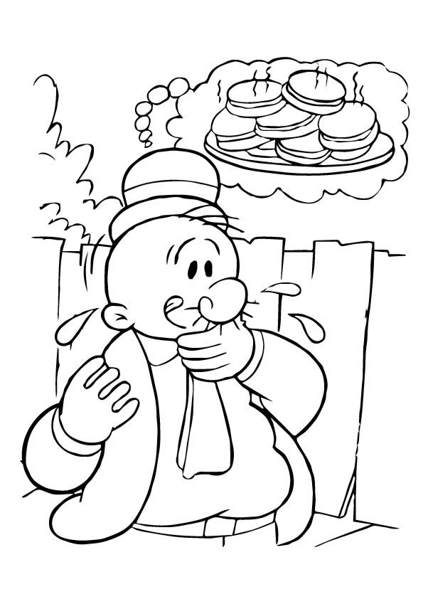 print coloring image - MomJunction | Color, Coloring pages ...