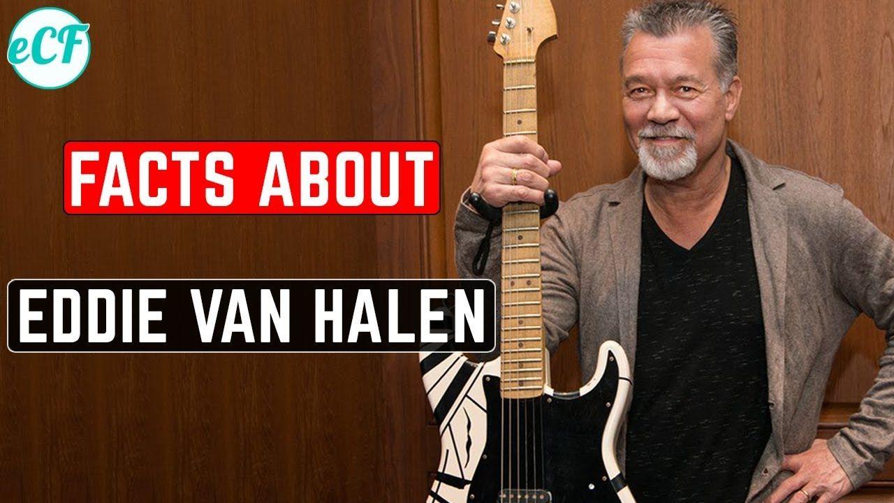Pin By Ecelebrityfacts Celebrity Go On Youtube Videos About Celebrities Latest Updates Youtube Van Halen Eddie Van Halen