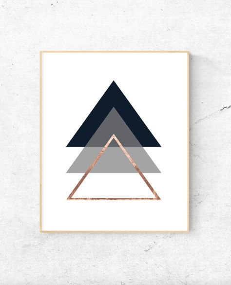 Free Modern Wall Art Downloadable Prints