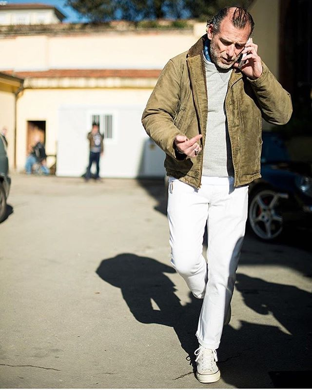 I love my Deck jacket! 📸 @super__ko  #alessandrosquarzi #asstyle #gipsyclassic #aslive