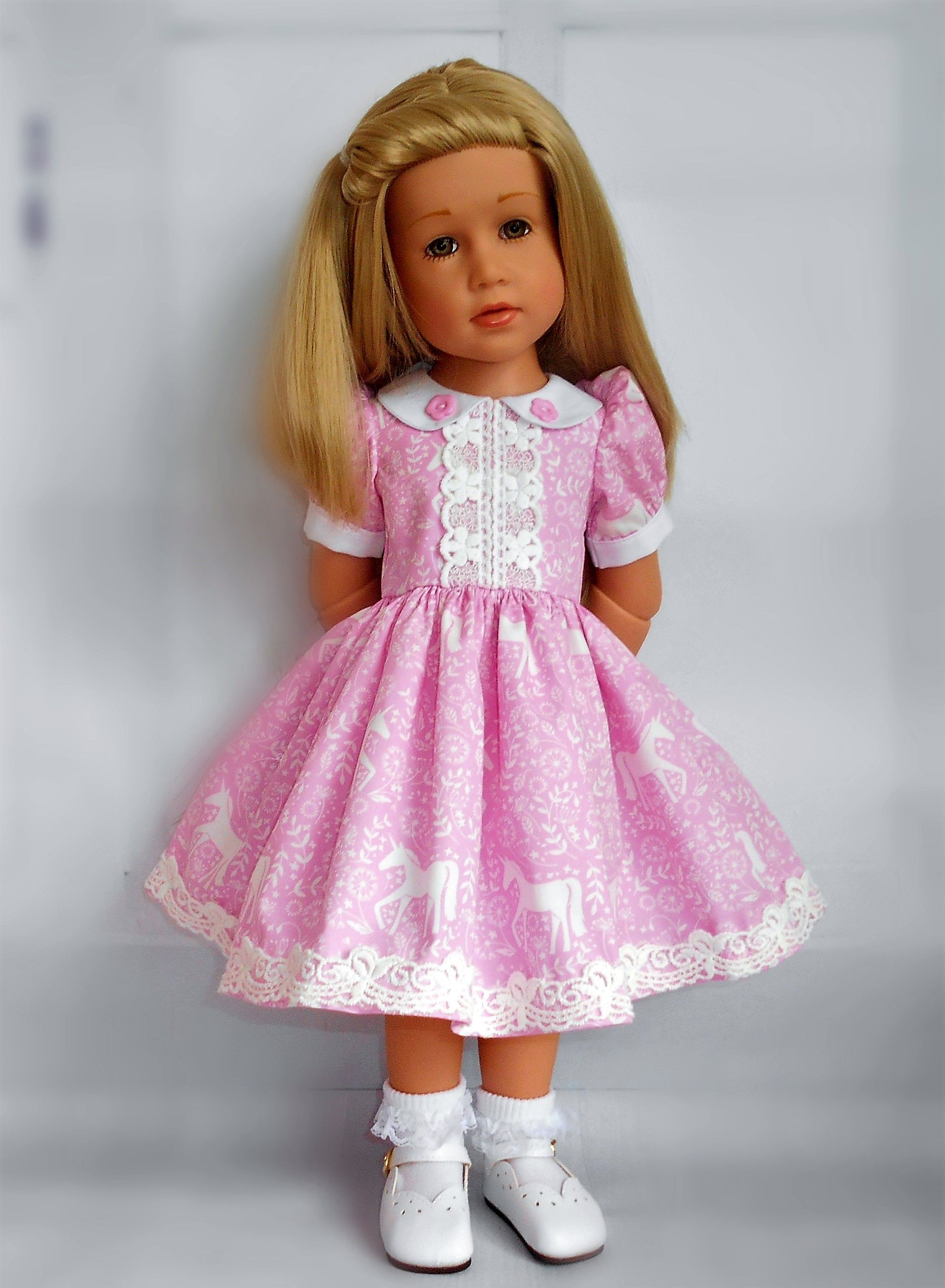Épinglé par Carole Turman sur America doll fancy dresses   Pinterest    poupées Gotz 138892aa765