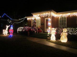 Christmas Street In Sugarhouse Weihnachtszeit Beleuchten Garten