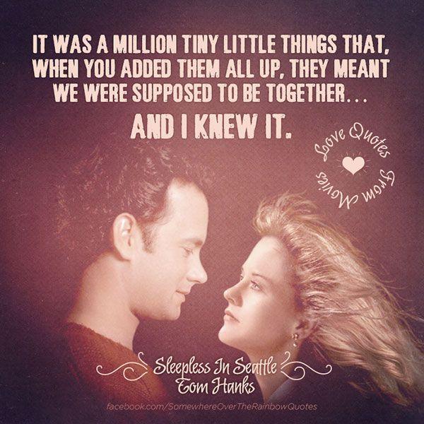 30 Most Romantic Movie Quotes | herinterest.com | *My Whole World ...