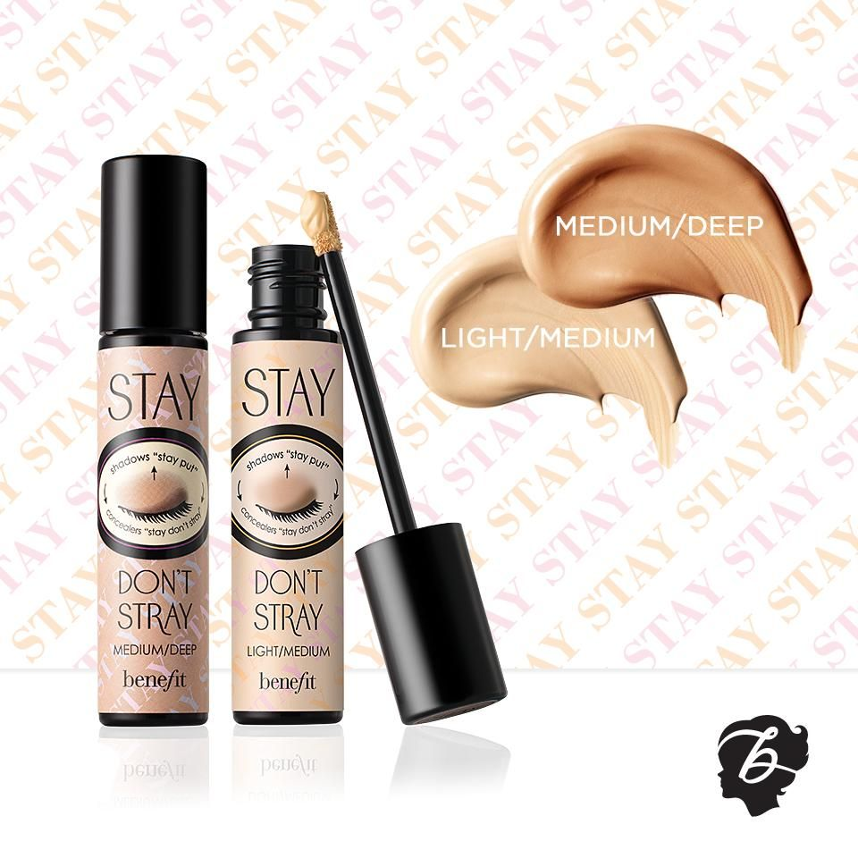 Stay Don T Stray Eyeshadow Primer With Images Eyeshadow Crease