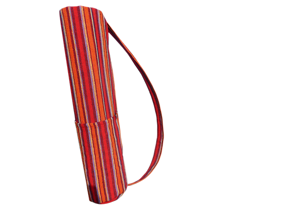 Handwoven Yoga Bag