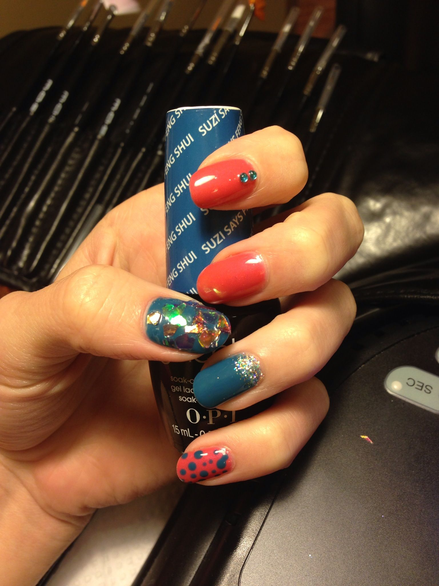 Nail Art -JM
