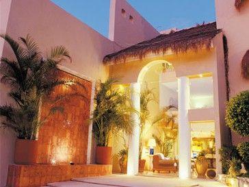 Playa La Media Luna Hotel Isla Mexico