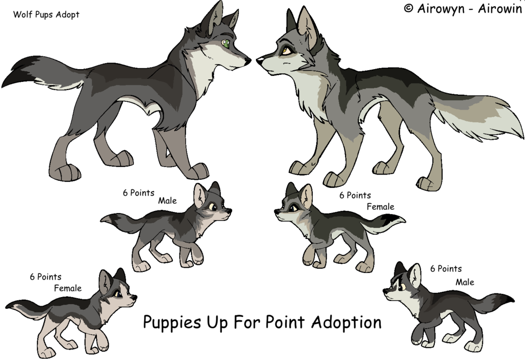 A Lot Of Maned Wolf By Loputyn Deviantart Com On: Image Result For Wolf Pup Base