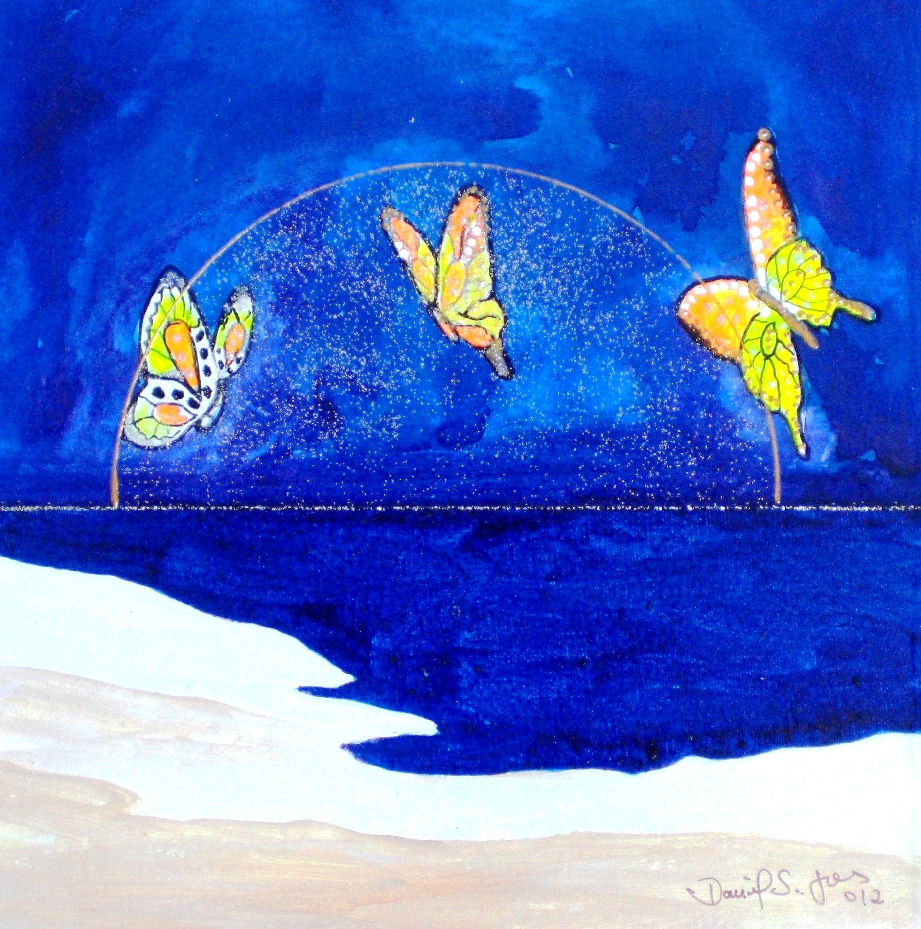 noite das borboletas