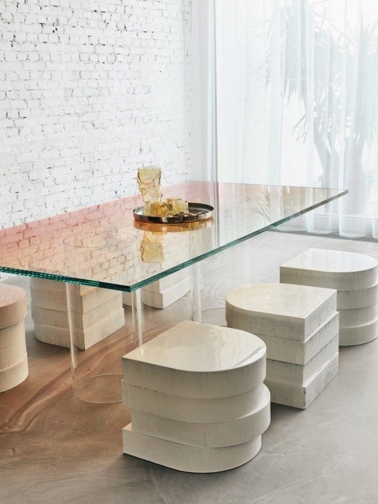 How To Pick A Bedside Desk In 2020 Furniture Interior Glass Table