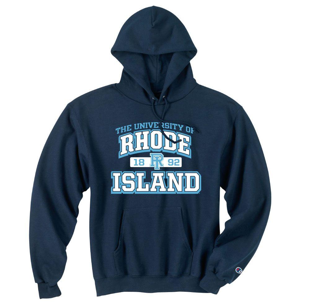 best website 6007e e992f Champion URI Hoodie. Champion URI Hoodie Notre Dame T Shirts, Notre Dame  Apparel, Champion Hooded ...