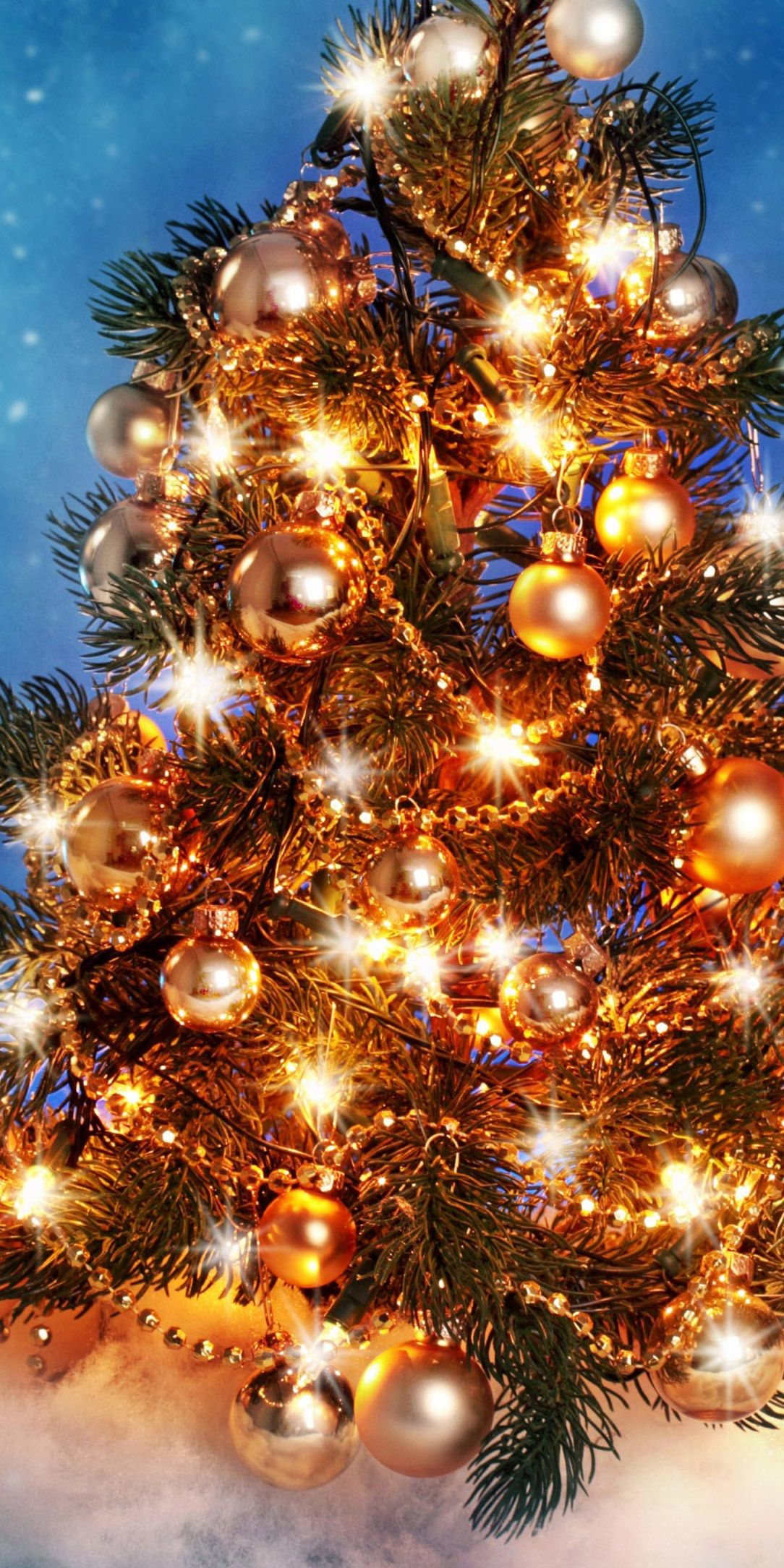 Christmas HD and Widescreen Wallpapers Christmas Tree