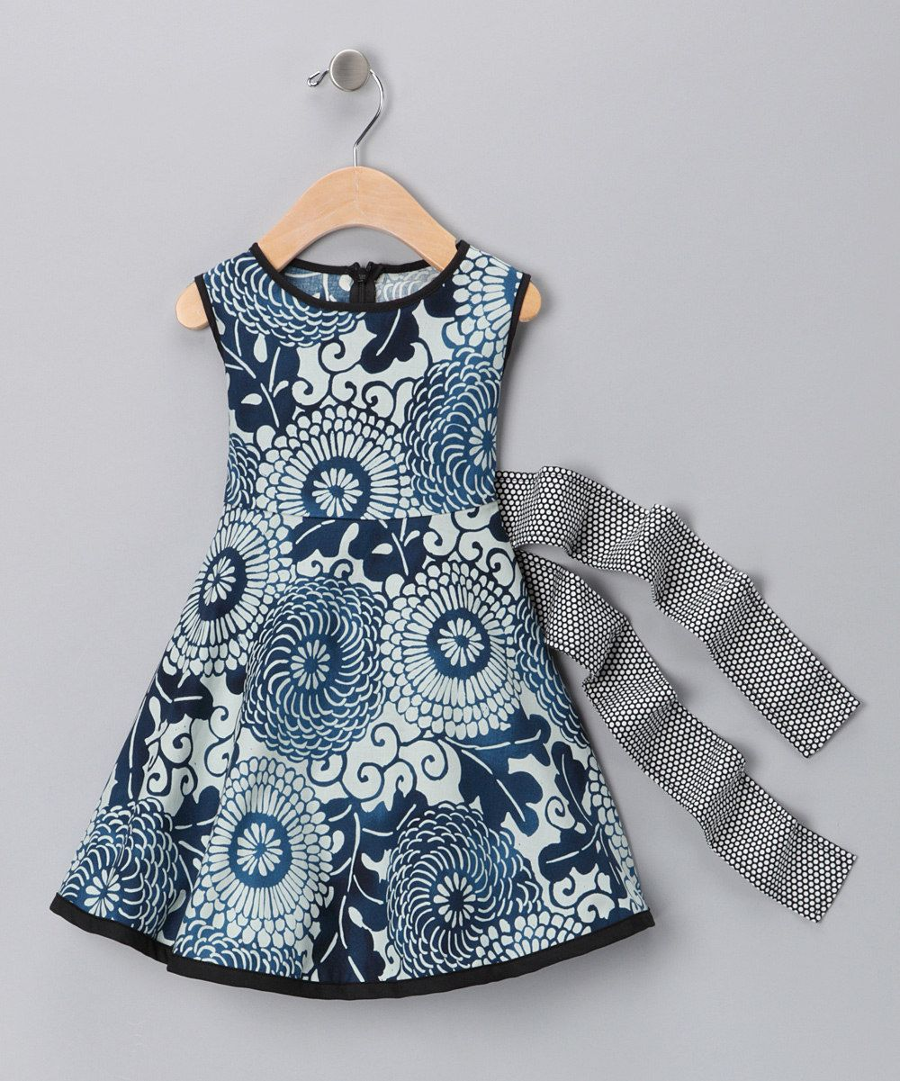 They seriously have the cutest stuff. RedfishKids dress on zulily