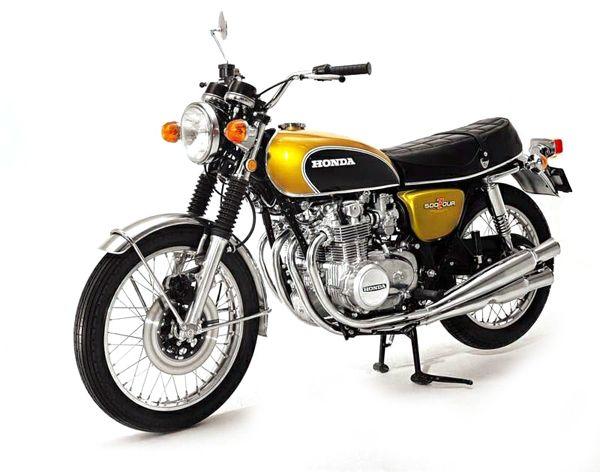 Honda CB500 Four Motorcycle Parts