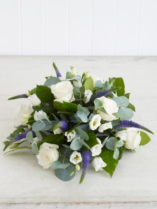 Diy Floral Foam Centerpiece Diy Floral Centerpieces Flower Arrangements Simple Flower Arrangements