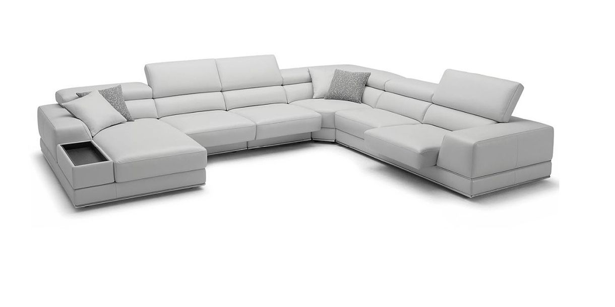 Amazing Bergamo Extended Sofa Gray Interiors Gray Sofa Sofa Uwap Interior Chair Design Uwaporg