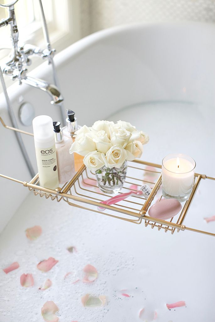 Don t run out of bathroom decor ideas before your bathroom decoration  efforts are done  Our selection of small bathroom d cor makes it easy to go  all out. Pink Peonies by Rach Parcell   A Personal Style  Beauty   Home