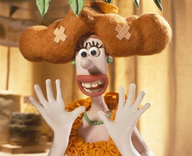 Lady Campanula Tottington - Wallace & Gromit in The Curse of the ...