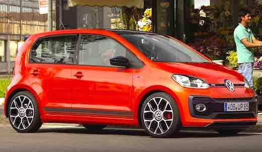 2019 Volkswagen Up Gti Review Volkswagen Up Volkswagen Gti