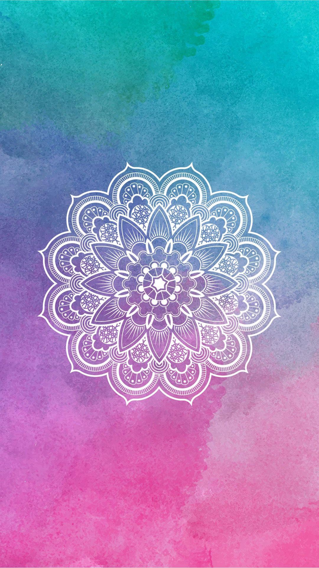 Beautiful Mandala Wallpaper Cute Wallpapers Mandala Background