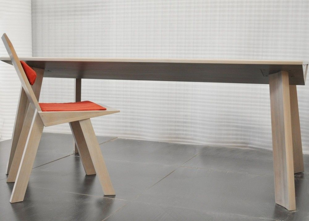 Silla greca fabio santamar a dise o design muebles for Muebles de diseno industrial