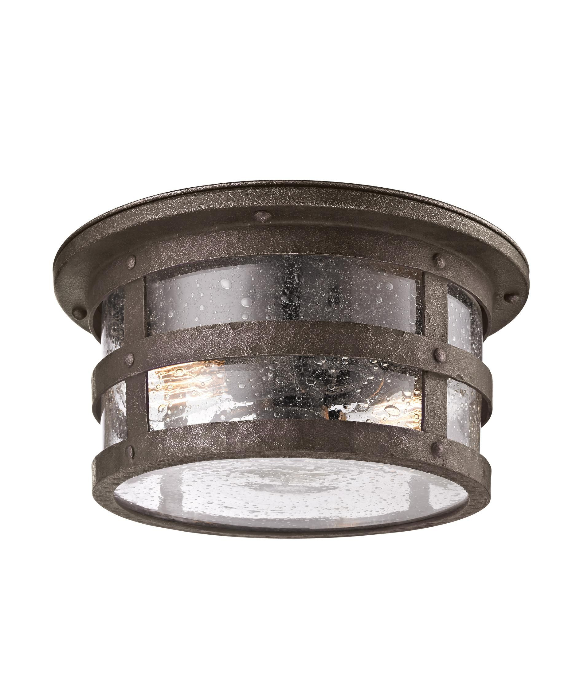 Barbosa 15 2 light outdoor outdoor flush mount in barbosa bronze barbosa 15 2 light outdoor outdoor flush mount in barbosa bronze 2 light outdoor aloadofball Images