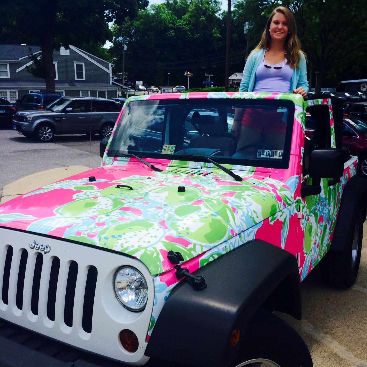 Beep Beep It S The Lilly Jeep Jeep Cars Jeep Cool Car