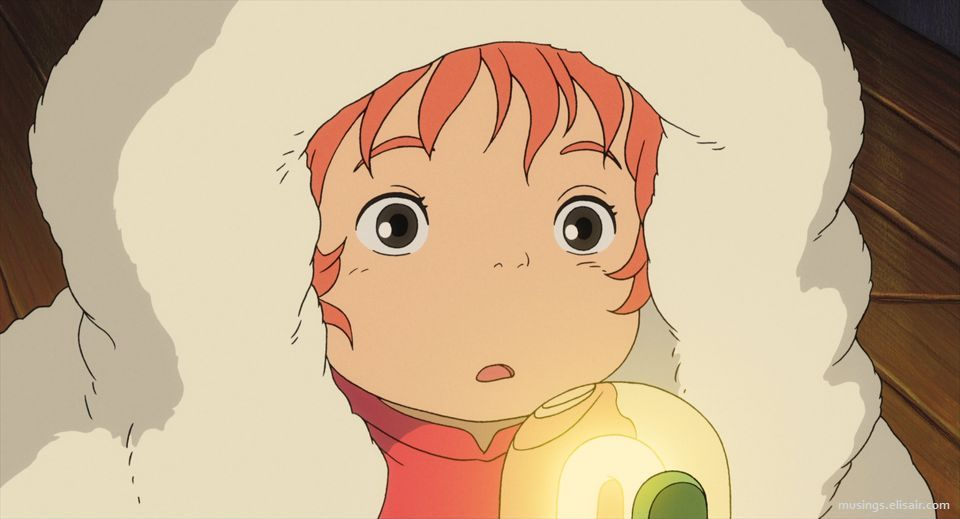 Ponyo : Welcome To A World Where Anything Is Possible