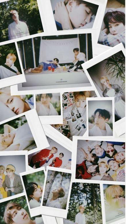 Bts Wallpaper Iphone Polaroid 68+ Trendy Ideas #wallpaper