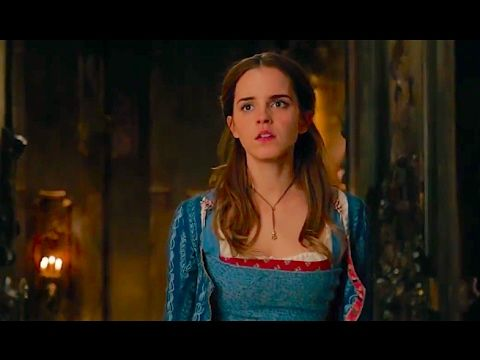 BEAUTY AND THE BEAST Movie (2017) - Bringing Belle to Life - Emma Watson