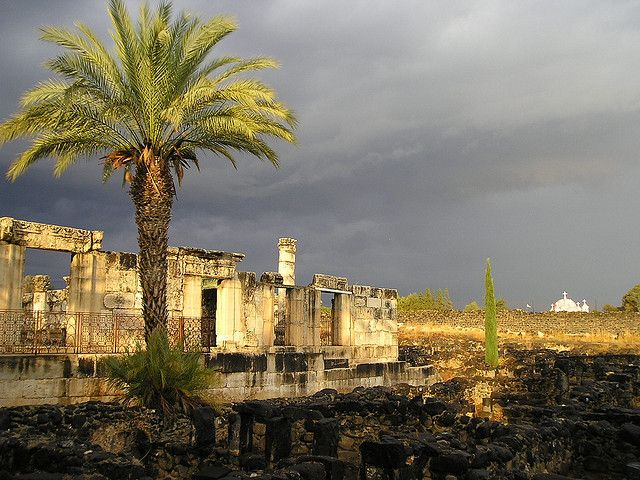 Capernaum, Israel averigua en http://www.turinco.co/ empieza en Tierra Santa, termina en Italia WOWW! #turinco