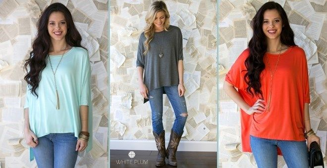 *HOT* Popular Draped Tunic! 6 Colors! #Jane   Closet of   Get FREE Samples by Mail   Free Stuff