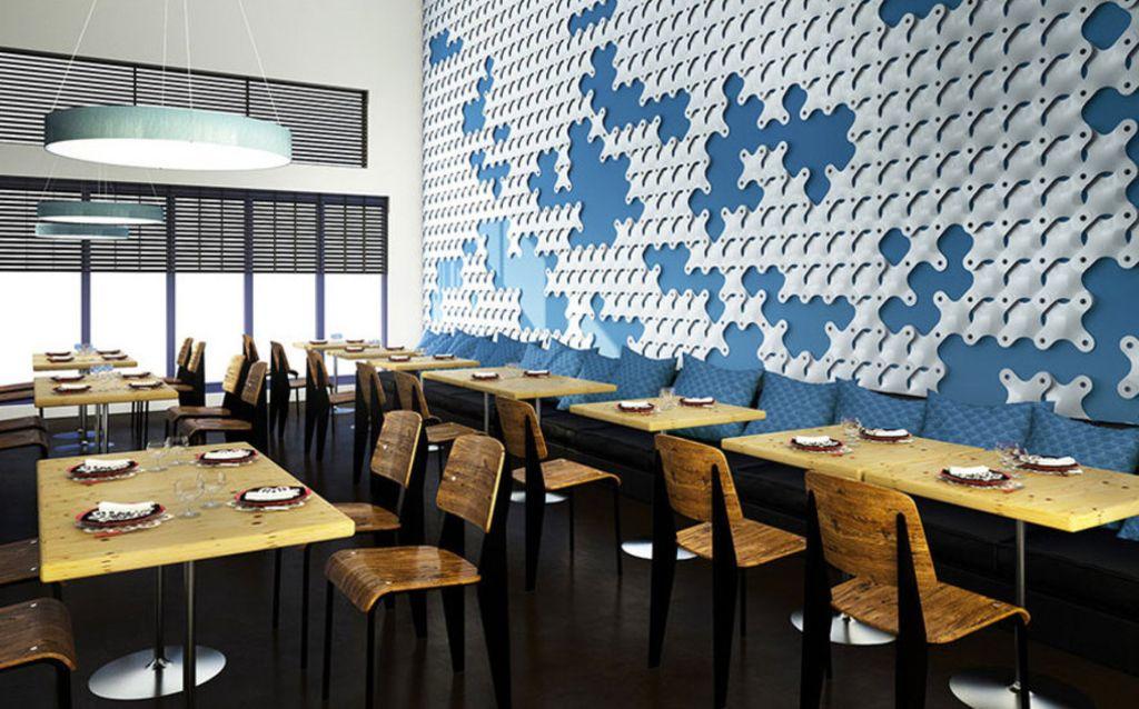 Galeria de Revestimientos Interiores 3form Ditto 4 00 Wall