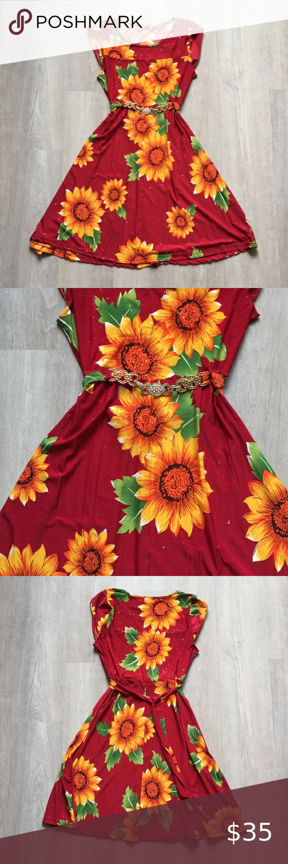 Red Sunflower Dress In 2021 Zebra Print Maxi Dress Red Sunflowers Sunflower Dress [ 1740 x 580 Pixel ]