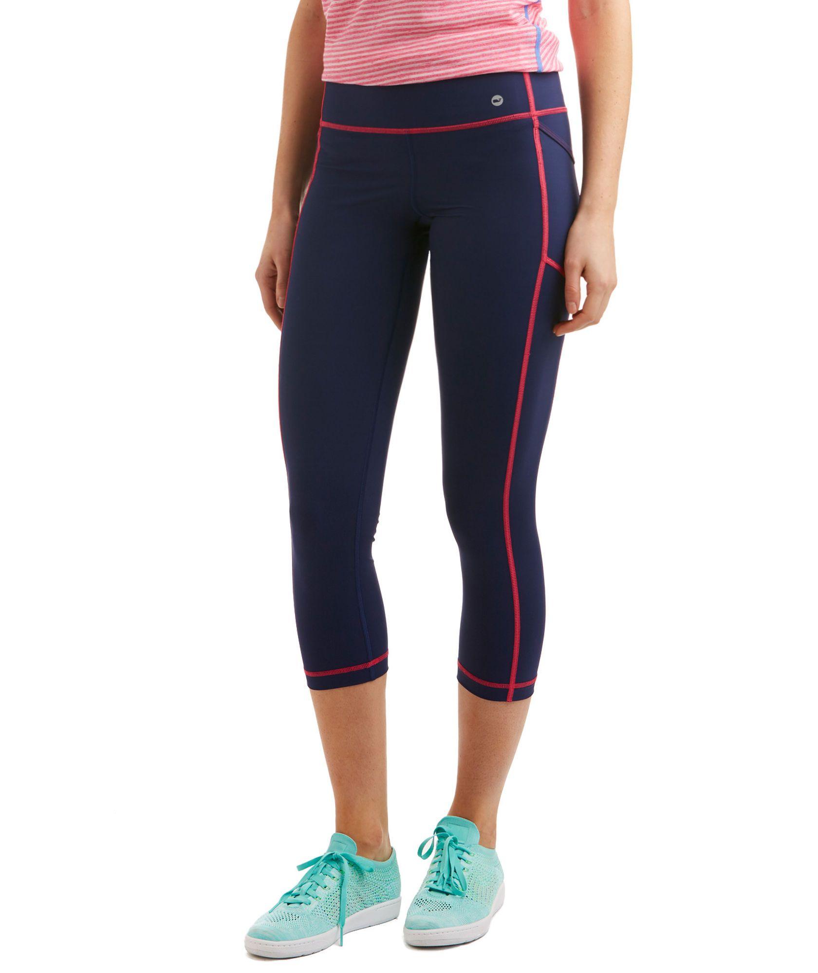 d39fc2c6fa2994 Solid Performance Crop Leggings | want!!! | Pants, Leggings y Pants ...