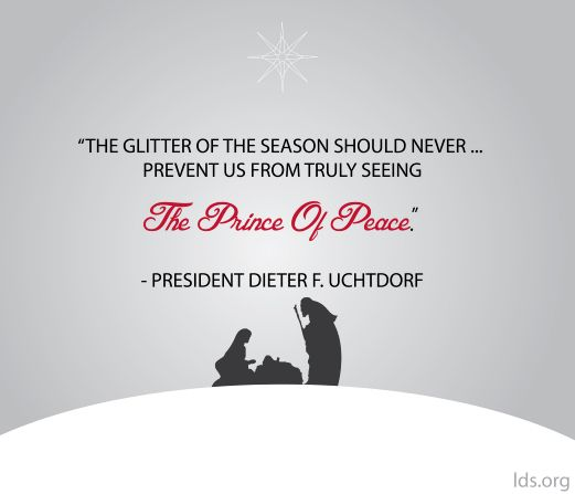 Lds Christmas Quotes.17 Incredibly Inspirational Quotes About Christmas
