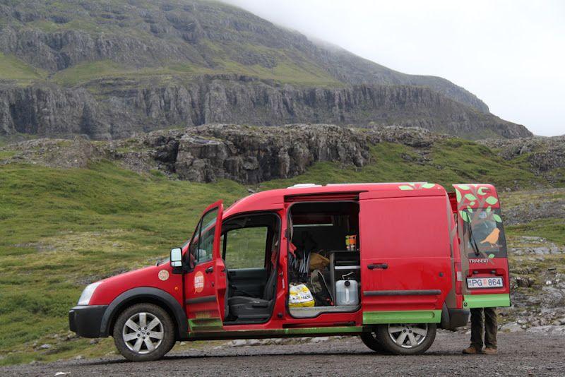 Women Iceland, Camper rental, Iceland road trip