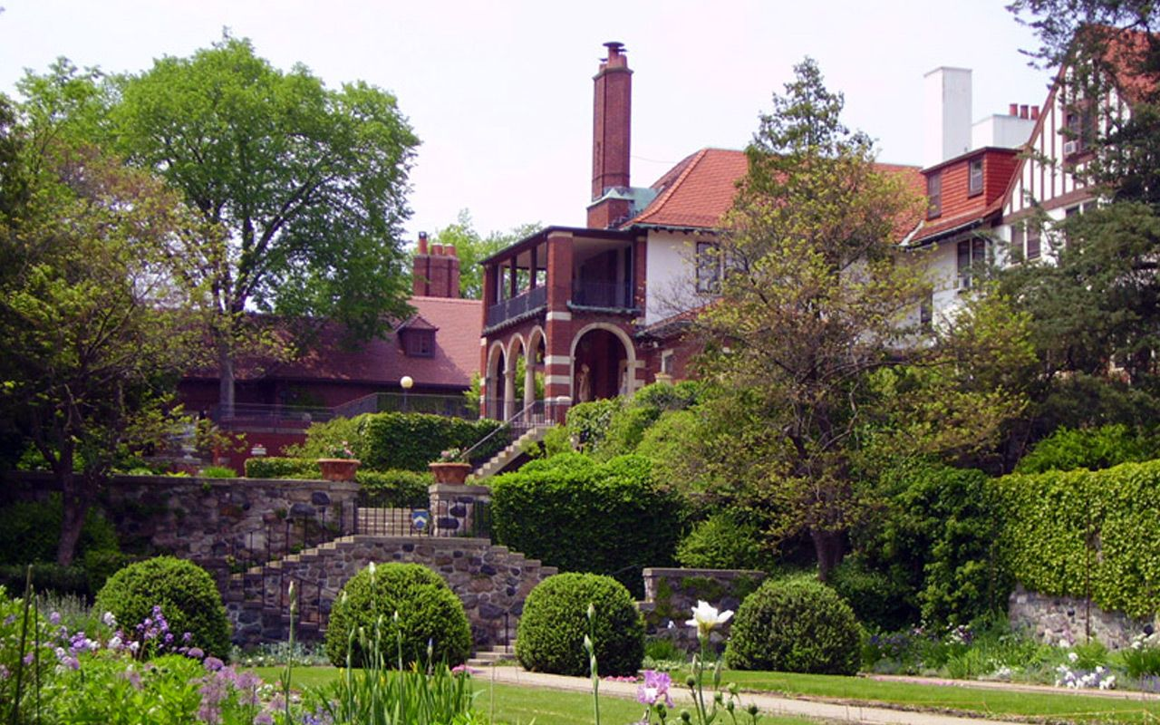 Cranbrook House Gardens Bloomfield Hills Mi This Historic