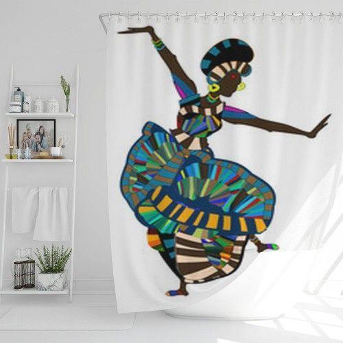 Carnival Shower Curtain 16777361 | VisionBedding