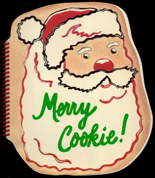 Santa's Whiskers - Merry Cookie!, 1991  http://www.amazon.com/gp/product/0930809114/ref=cm_sw_r_tw_myi?m=A3FJDCC1SFO8CE