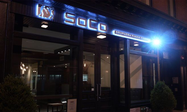 Soco Where To Go In Brooklyn For The Most Amazing Chicken And
