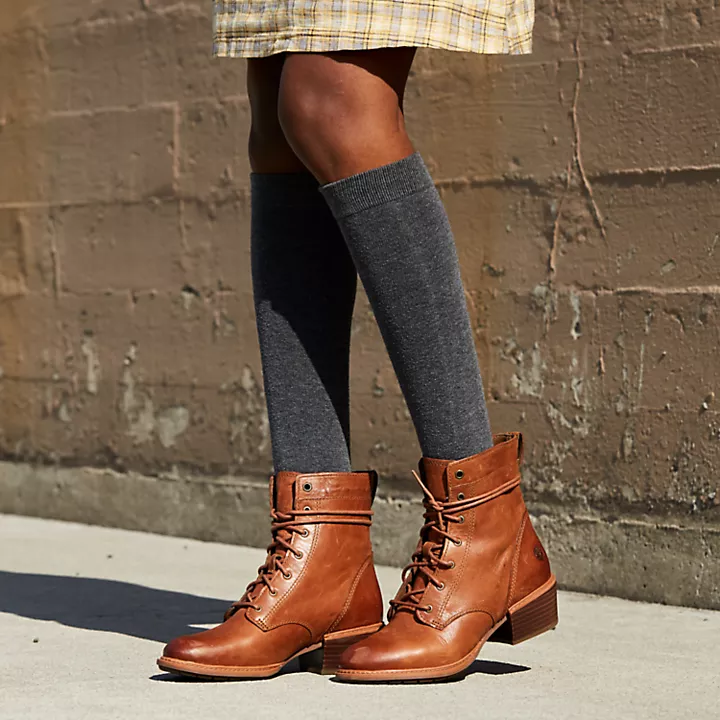 Women's Sutherlin Bay Lace-Up Boots