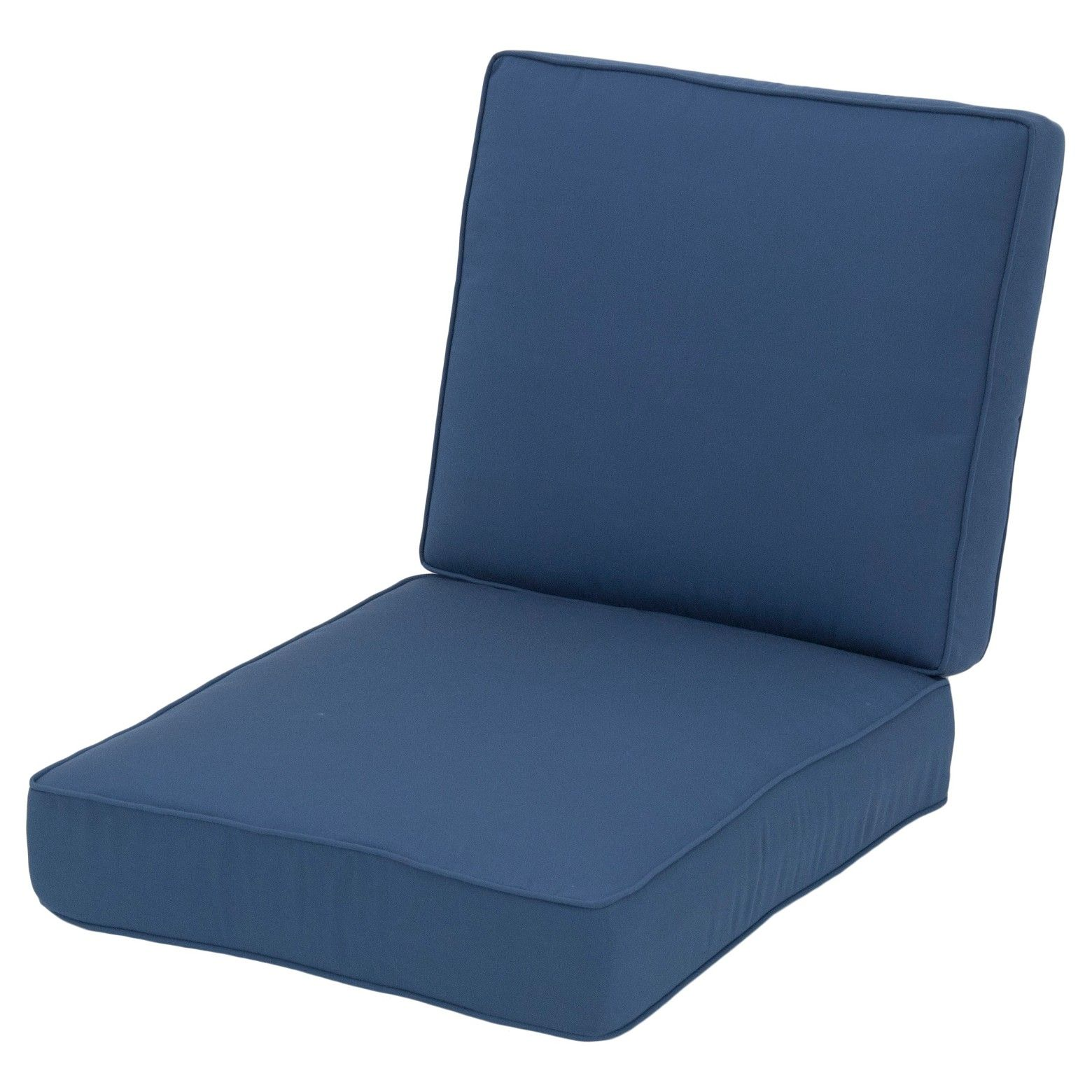 Spruce Up Your Patio Loveseat Or Club Chair With Sunbrella Belvedere Club  Chair/Loveseat Replacement