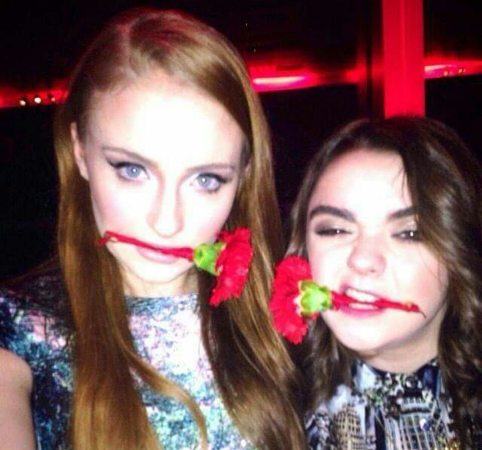 Sophie and Maisie.