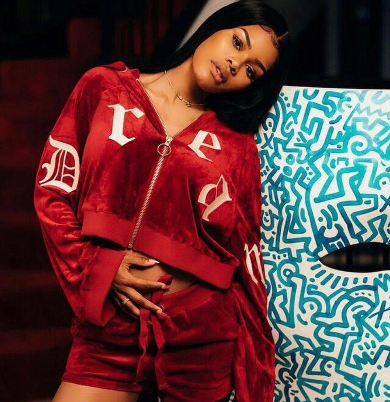 нσυѕтσиqυєєивяι♛♚ Fashion, Cute outfits, Teyana taylor
