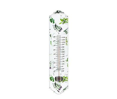 The beautiful little herb-printed thermometer will surely help get you back in the gardening mood. $12 at Shop in the Garden!