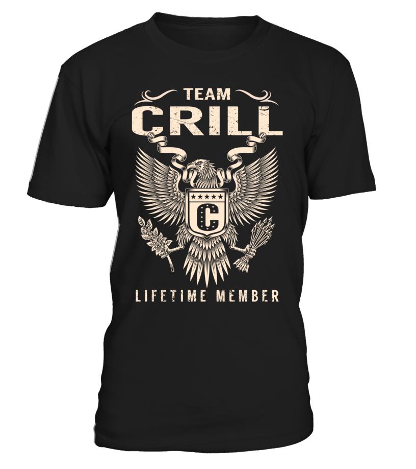 Team CRILL Lifetime Member