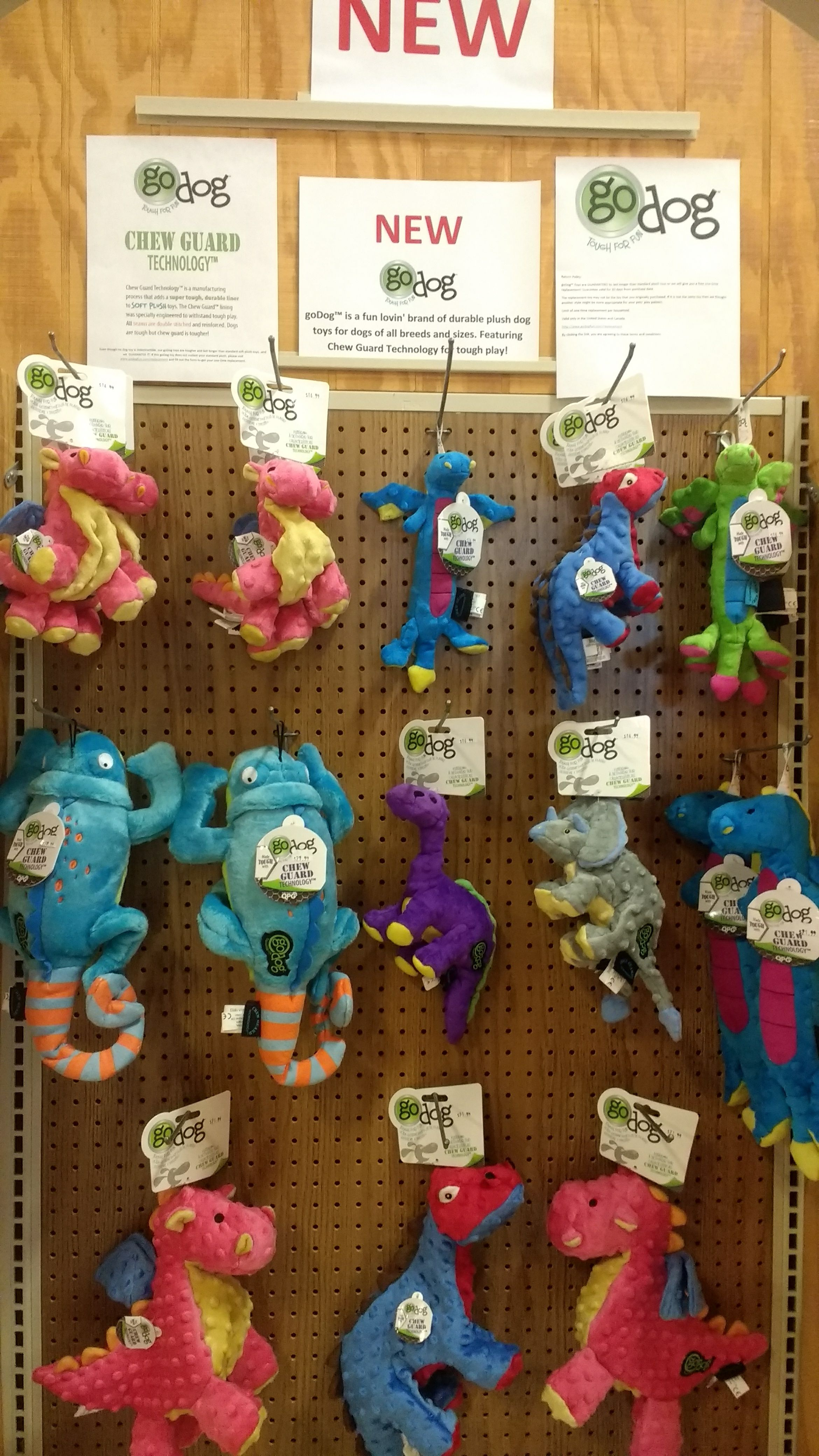 New Godog Is A Fun Lovin Brand Of Durable Plush Dog Toys For