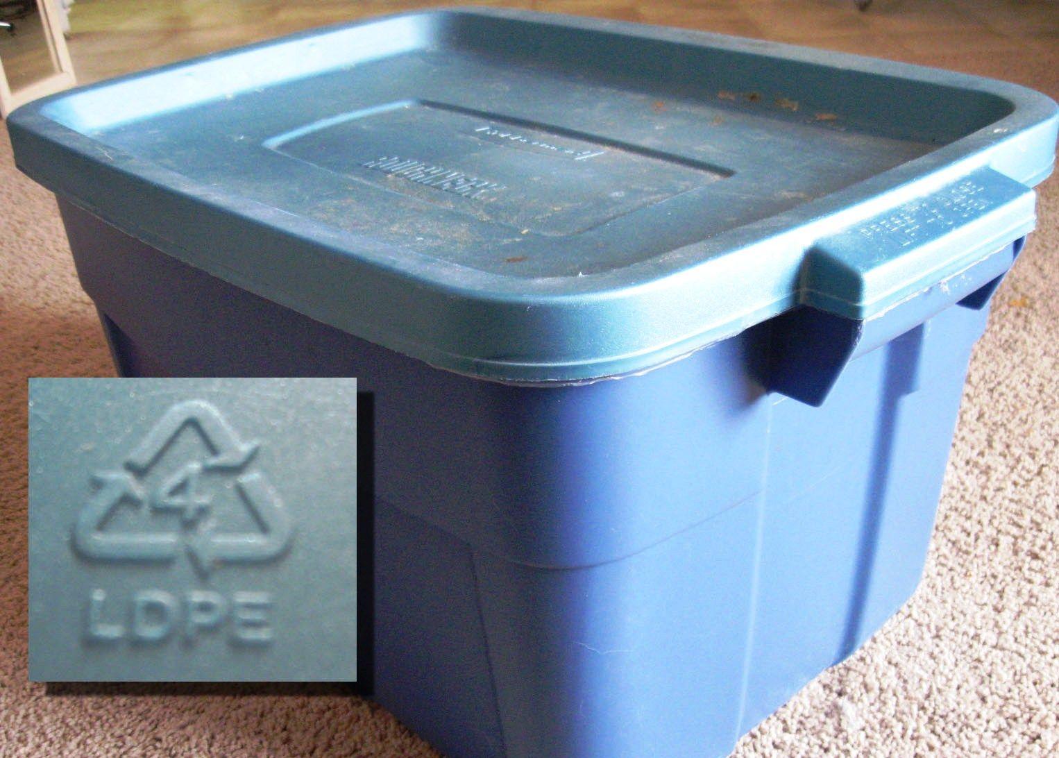 18 gallon food grade bucket - plastic type 4 | Recipes to Cook ...